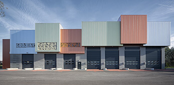 Immobilier industriel - Architectes Montpellier